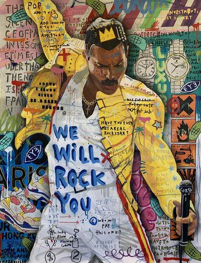 Jisbar, 'We Will Rock You', 2020