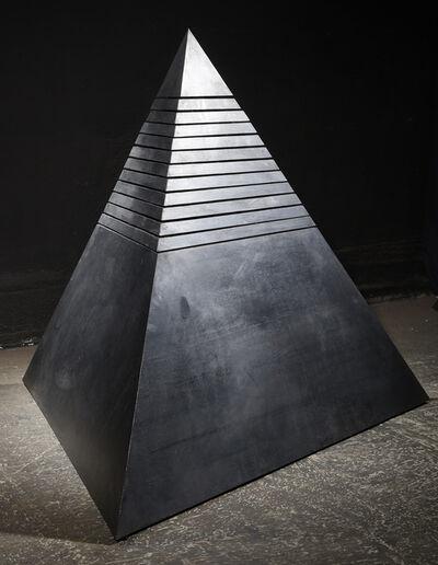 Etienne Krähenbühl, 'Pyramide Aux 11 Lames', 2010-2018