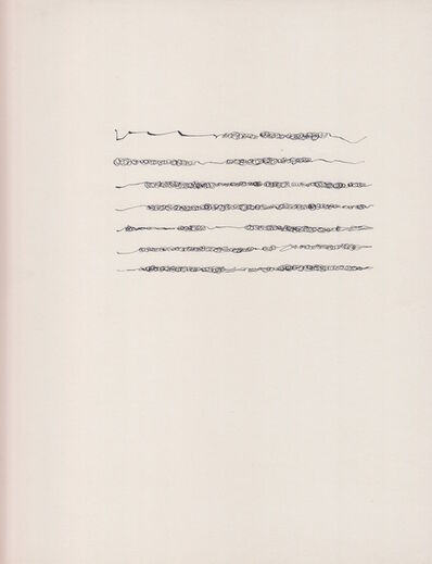 Mirtha Dermisache, 'Untitled (Text)', 1970