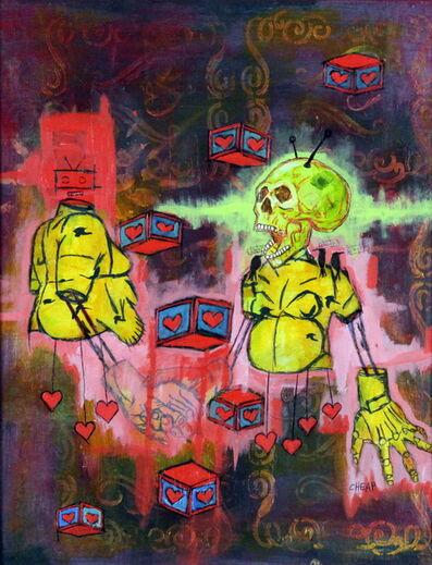 Vincent Cheap, 'Study Number Nine', 2017