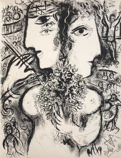 Marc Chagall, 'Le Cirque M. 519', 1967