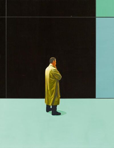 Tim Eitel, 'Mantel', 2002