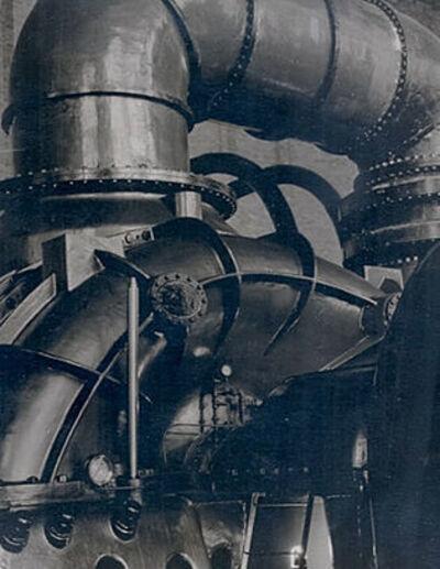 Ralph Steiner, 'Brewery ', 1935