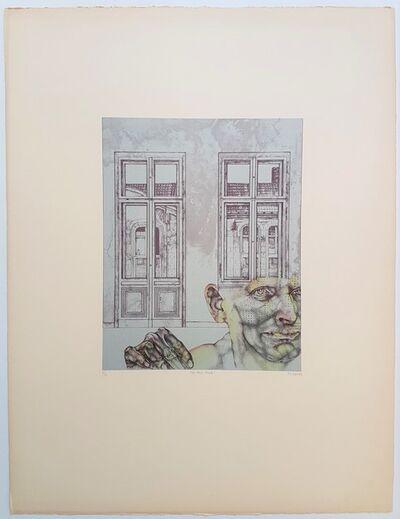Reiner Schwarz, 'Die Blaue Stunde', 1973