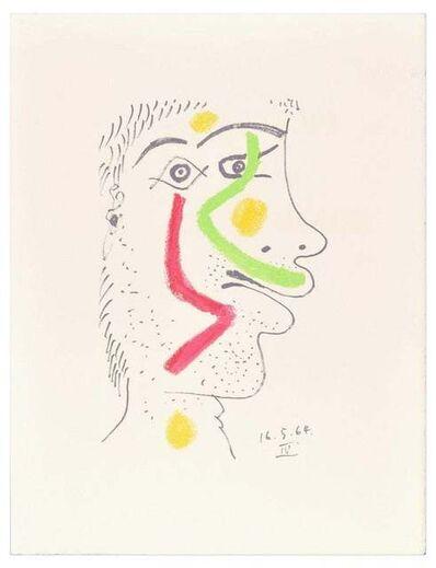 Pablo Picasso, 'Le goût du Bonheur - 16.5.64 IV - After P. Picasso', 1998