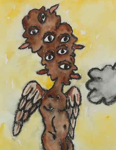 Pierre Pascal Merisier dit Pasko, 'Angel of the Bizarre II', 2015