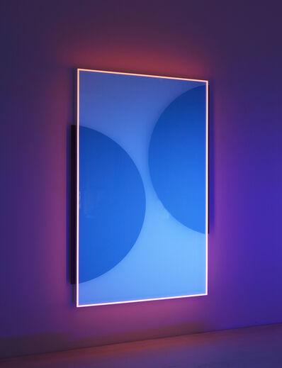 Regine Schumann, 'Colormirror Glow After Moons No.3', 2020