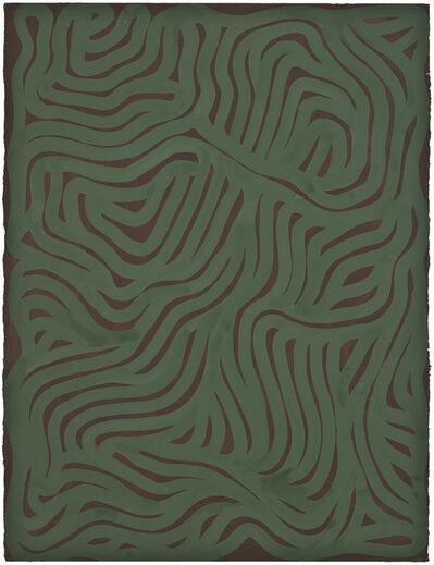Sol LeWitt, 'Parallel curves', 2000