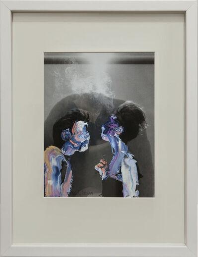 """Anna Valieva, '""""IN THE SAME BREATH""""', 2017"""