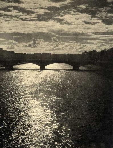Laure Albin-Guillot, 'Pont', 1940s