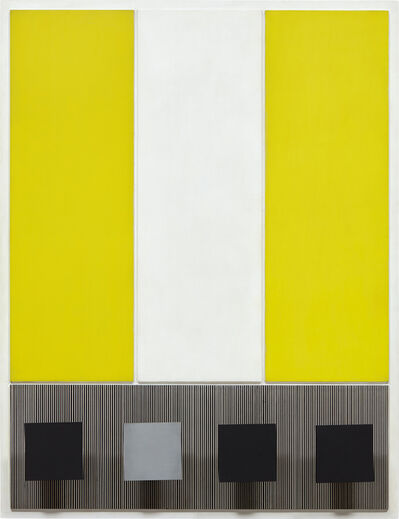 Jesús Rafael Soto, 'Rectangles et Carres', 1969