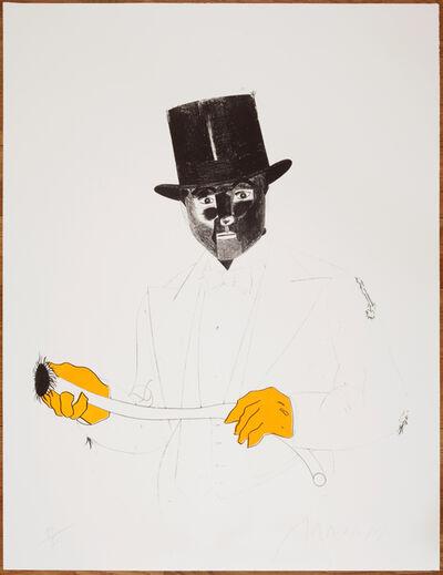Eduardo Arroyo, 'Ramoneur', 1980