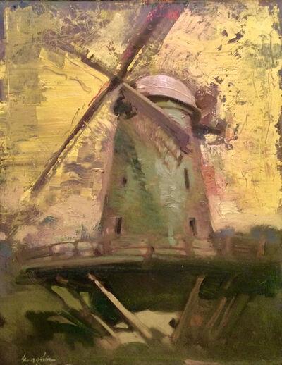Francis Livingston, 'Windmill at Golden Gate', 2017