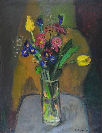 Kerop Dzarukovich Sogomonyan, 'Bouquet', 2001