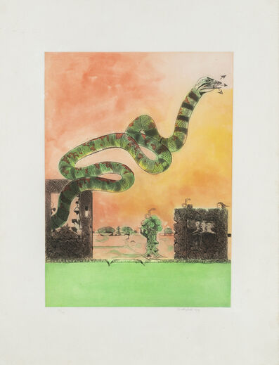 Graham Sutherland, 'Untitled', 1979