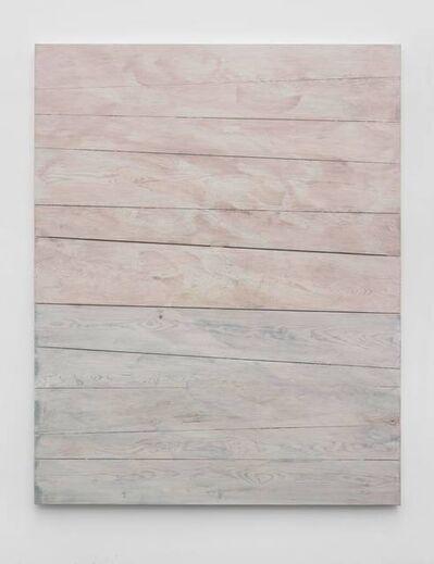 Hu Xiaoyuan, 'Wood / Rift No. 14', 2019