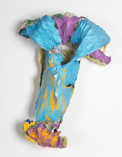 Lynda Benglis, 'Venetian Opera', 2017