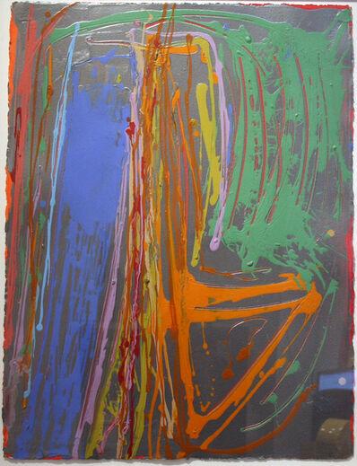 Dan Christensen, 'Untitled #042-83', 1983
