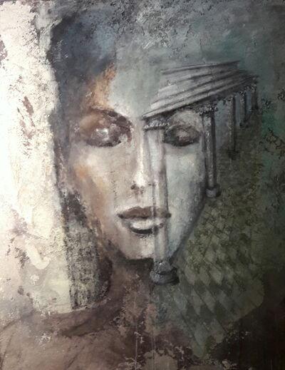 Eva Dvorak, 'Bella Antica 2017', 2018