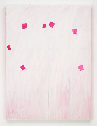 Mary Heilmann, 'Our Lady of the Flowers', 1989