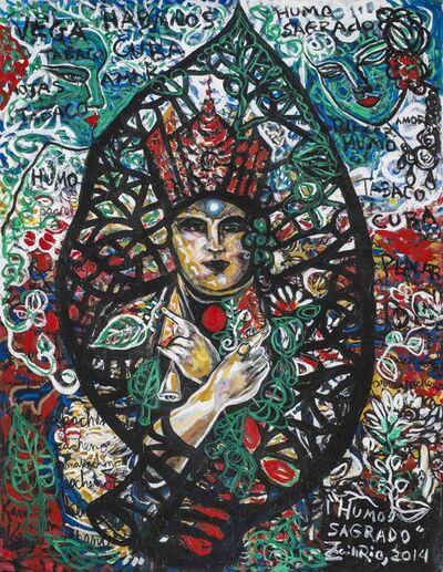 Zaida del Río, 'Humo sagrado / Sacred Smoke', 2014