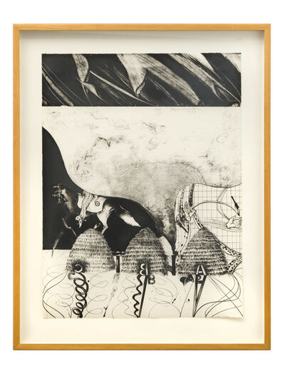 Matsumi Kanemitsu, 'Metamorphosis L.A. II', 1970