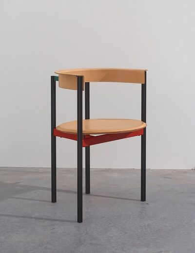 Tomás Alonso, 'the Vaalbeek project - chair', 2016