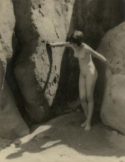 Forman Hanna, 'Sand Shadows', 1930