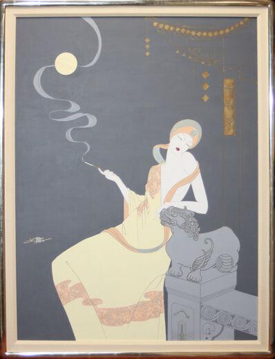 Lilian Shao, 'Smoking Woman', 1985-1999