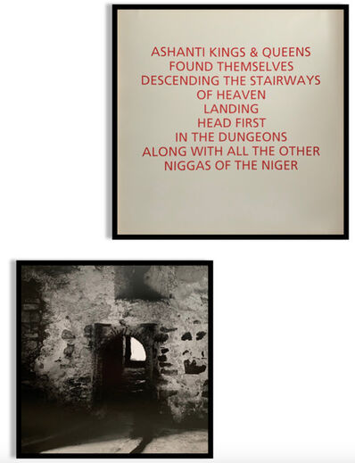 Carrie Mae Weems, 'Ashanti Kings and Queens (From Slave Coast Series)', 1993