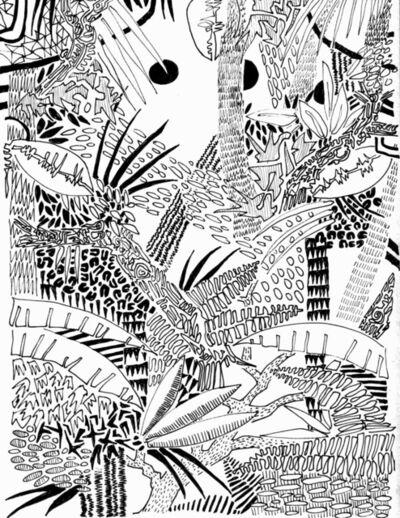 Jules Buck Jones, 'Forest (6)', 2014