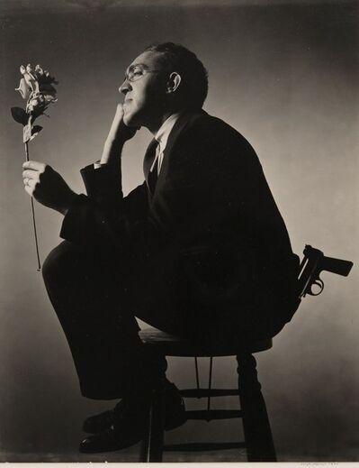 Ralph Steiner, 'AJ Pearlman', 1935