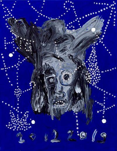 Aki Kuroda, 'H face', 2019