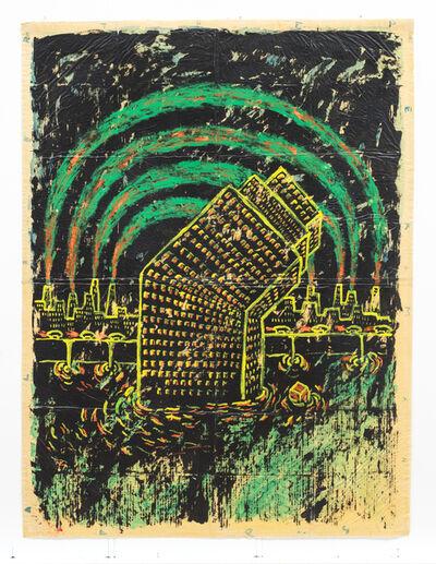 Albert Pepermans, 'Breakdown', 1987