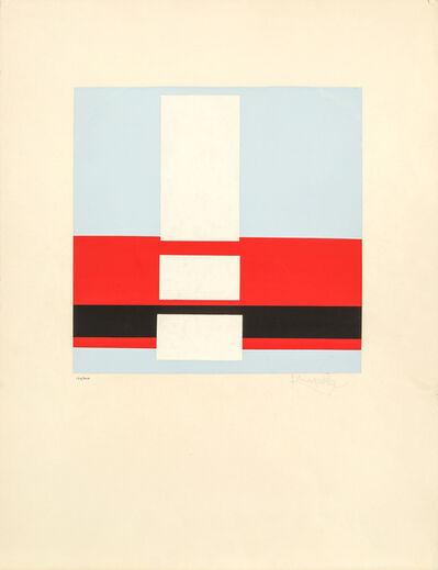 František Kupka, 'Une Absoluoe', 1953