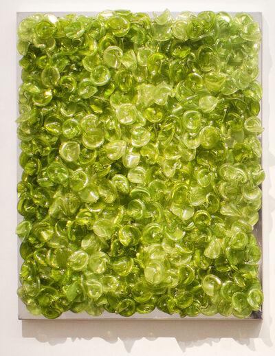 Dani Marti, 'Green on Green (Light/Mixed)', 2019