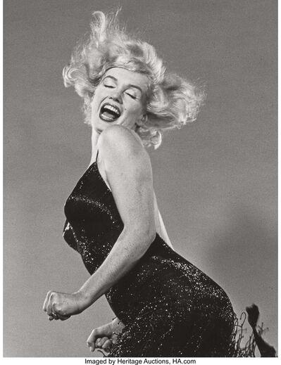 Philippe Halsman, 'Marilyn Jumping', 1959