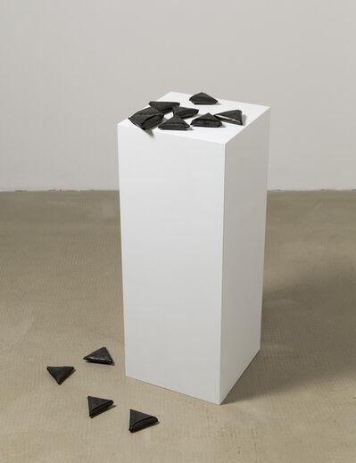 Latifa Echakhch, 'Les petites lettres', 2009