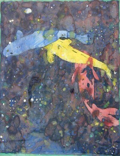 Joseph Raffael, 'Fish in New Time'