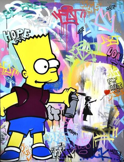 FAT, 'Bart Simpson', 2021
