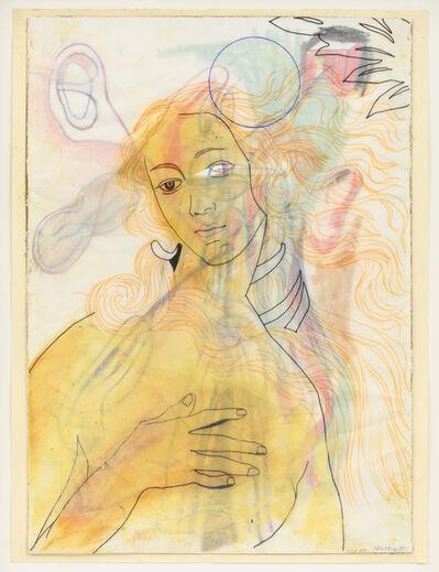 Anne-Mie Van Kerckhoven, 'Botticelli 1', 2018