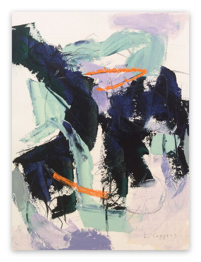 Linda Coppens, '082017-1 Untitled (Abstract painting)', 2017