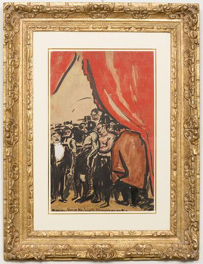 Kees van Dongen, ''La mort du Luteur'', 1905