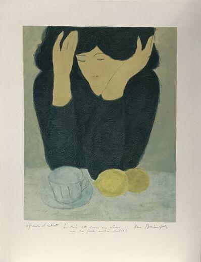 Pierre Boncompain, 'Rêveuse aux citrons', ca. 1982