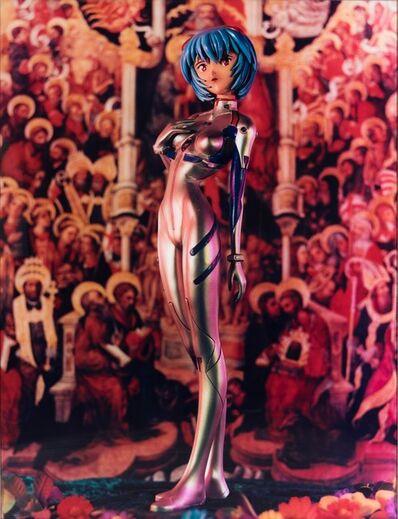 Hong Tung-Lu, 'Evangelion: Ajanami Rei', 2001