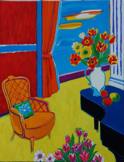 Hyang-Sook Kim, 'Four colors of comfort2, 네 빛깔의 위안1 ', 2016