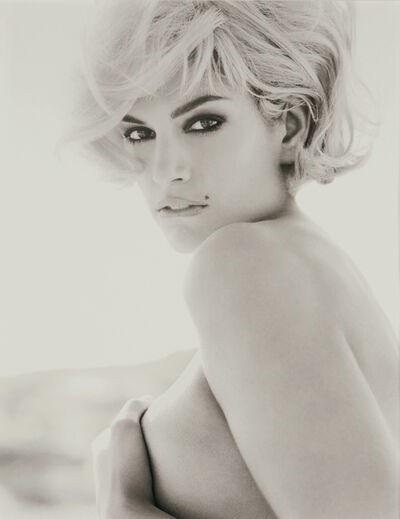 Herb Ritts, 'Cindy Crawford - Blonde Malibu', 1993