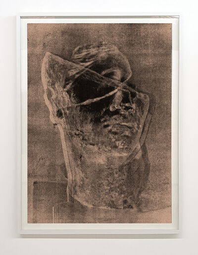 Thomas Hauser, 'The Wake of Dust (Rhodes)', 2018