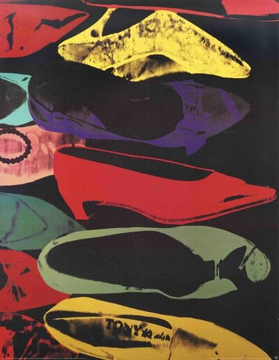 Andy Warhol, 'Shoes 1980', 1992
