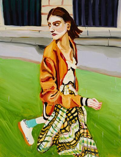 Jenni Hiltunen, 'Running Woman', 2019